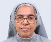 Sr.Mary Joicy,CHF